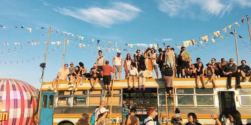 【芭達雅景點】Wonderfruit Festival Thailand,亞洲超人氣的嬉皮環保音樂祭