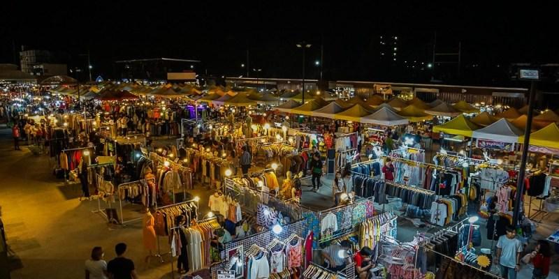 【曼谷夜市】觀光夜市麥擱來!泰國人票選,曼谷必去的 10 大在地夜市懶人包!