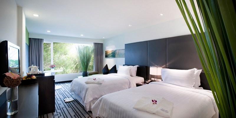 【ASQ入境泰國隔離住宿】A One Bangkok Hotel 四星級飯店:15 天 14 夜隔離住宿套餐