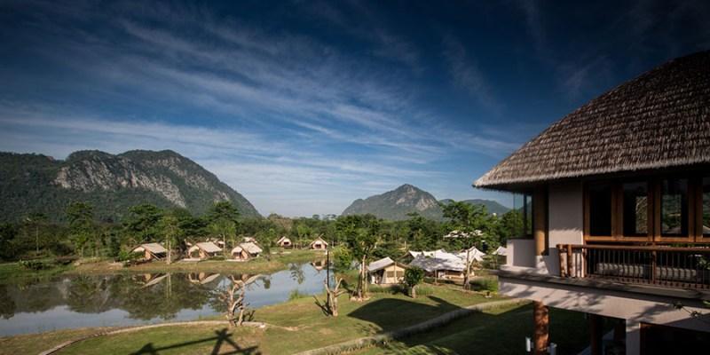 【泰國國旅】精選飯店:Lala Mukha Tented Resort - Khao Yai 考艾四星級拉拉木卡豪華帳篷旅店