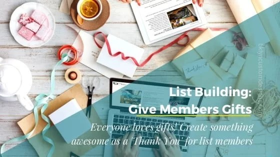 How To Build Your List Quickly With Focused Lead Magnets