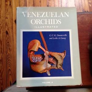 Vol. 4 describes 150 orchid species.