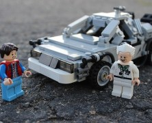 #191: George R.R. Martin and the DeLorean
