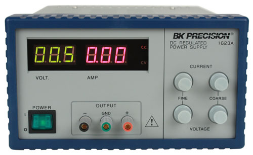 Model 1623A, 0 To 60V, 0 To 1.5A Digital Display DC Power