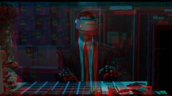 Johnny Mnemonic in 3D.