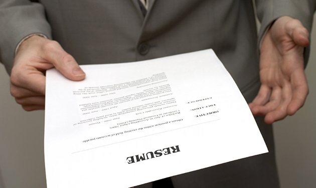 Having a cover letter accompany your resume is very important