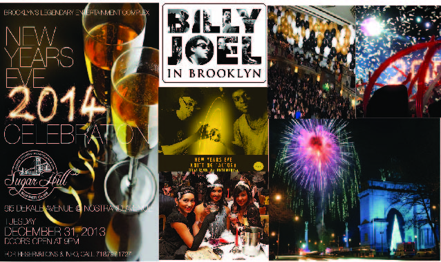 Where to Spend New Year's Eve in Brooklyn