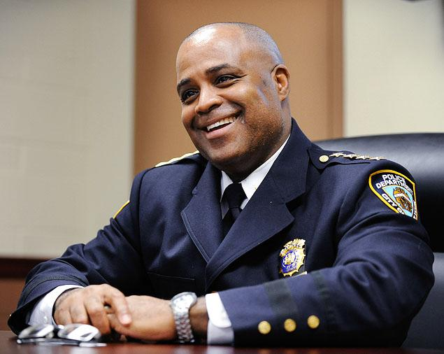 Come hear Chief Philip Banks from the Headquarters of 1 Police Plaza, address our concerns.
