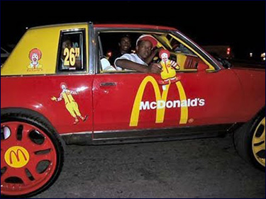 They've got Ronald, no demands have yet to be sent