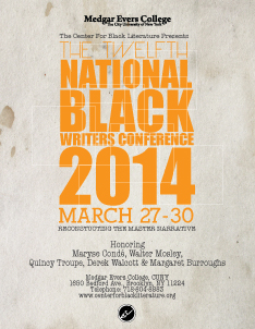 National Black Writers Conference