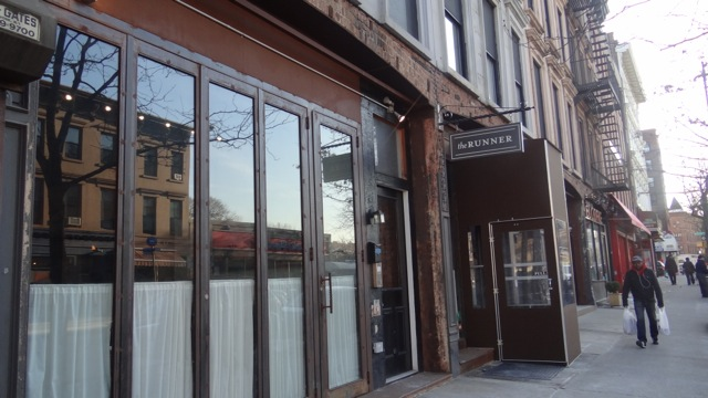 The Runner, located at 458 Myrtle Avenue, celebrated its ribbon-cutting on Thursday
