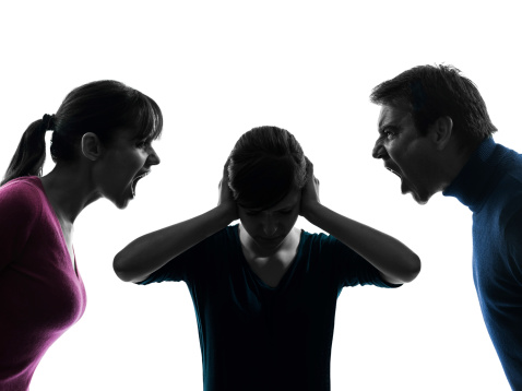 Are parents that berate their kids causing future damage?