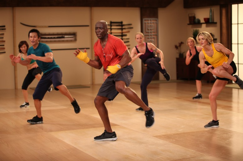 TAE BO FLOW-- Whatever happened to workout tapes anyway?