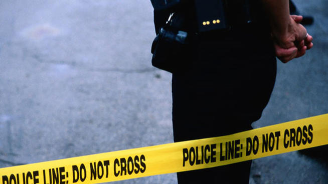 Two suspects are sought in a weekend shooting