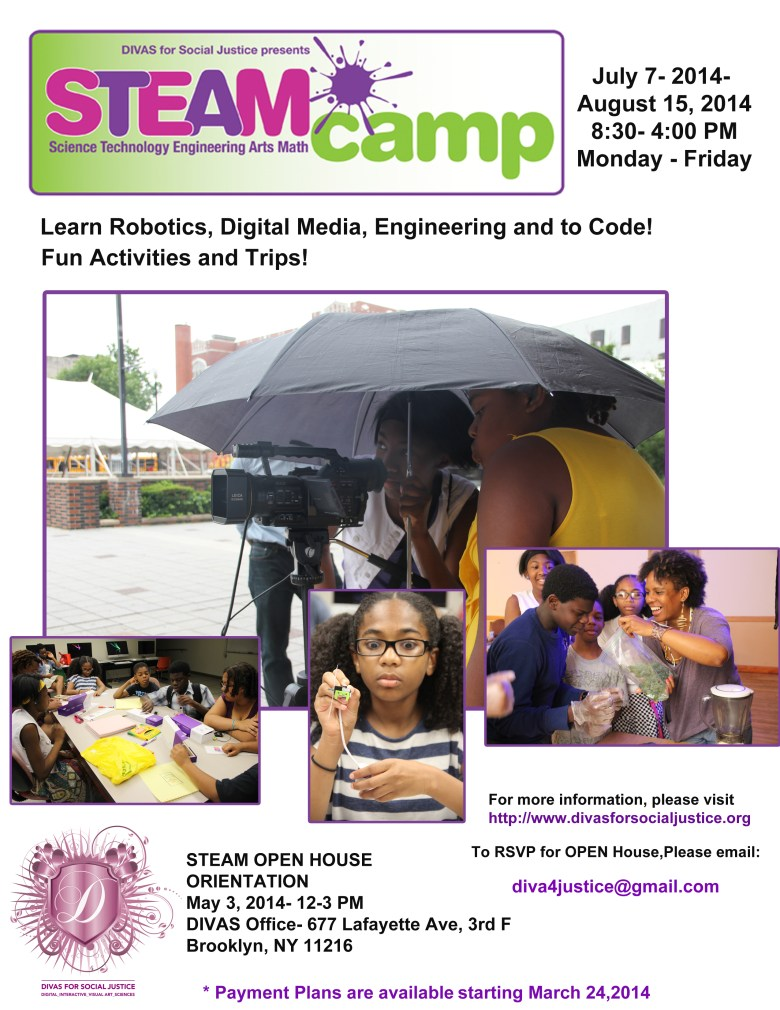 DIVAS is offering a six-week affordable tech camp.