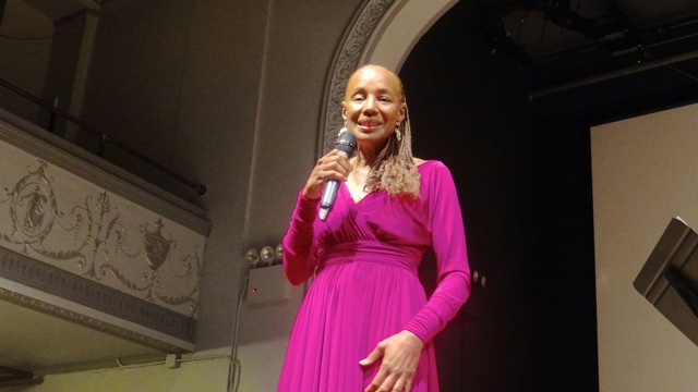 """Susan L. Taylor at """"The Courage to Change"""" fundraiser for YWCA of Brooklyn"""