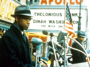 """Scene from """"Malcolm X,"""" directed by Spike Lee"""