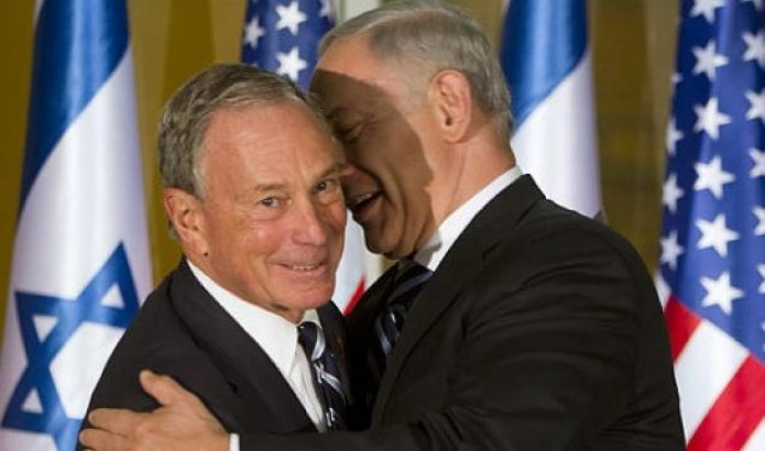"""Former New York City Mayor Michael Bloomberg, becomes the first ever recipient of Israel's Genesis Prize, established """"to recognize exceptional human beings who, through their outstanding achievement, come to represent a fundamental value of the Jewish people – a commitment to the betterment of mankind."""""""