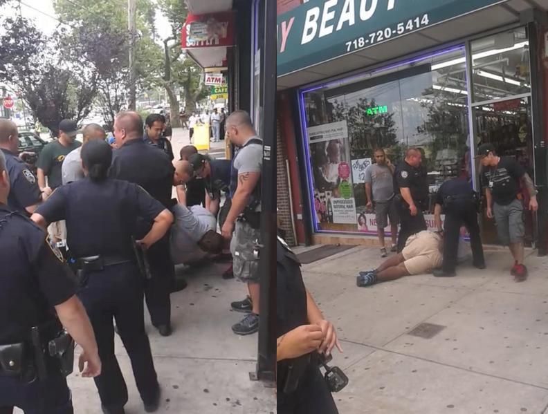 Tish James Push For Camera on Cops