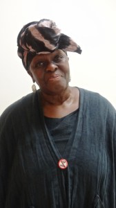 Betty Davis, Education Committee Coordinator and  Co-founder of The Youth Volunteer Literacy Development Project