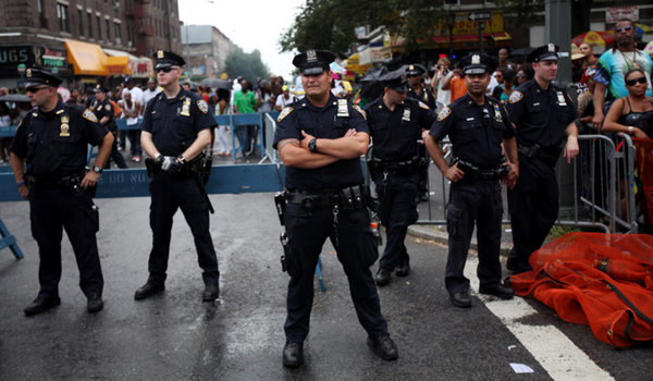 NYPD_West Indian_day