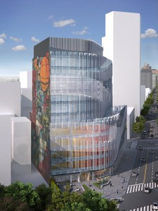 Rendering for 620 Fulton Street Building scheduled to open fall 2015