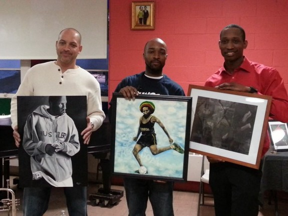 Artists From The Confined Arts