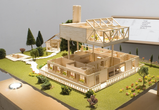 The House That Herman Built, Herman Wallace, Jackie Sumell, Brooklyn Public Library, exhibition, April 16