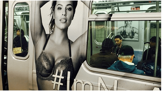 Greenfield Urges MTA to Pull Lingerie Ads