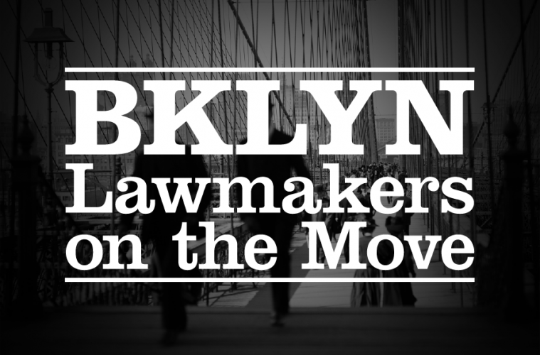 Bklyn Lawmakers On The Move May 22
