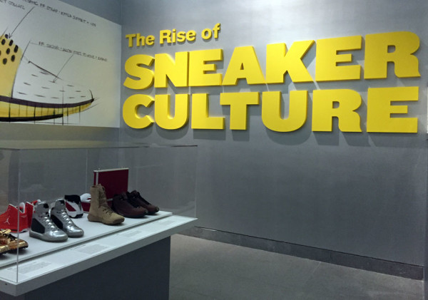 Sneaker Freak Or Not, This Is A Cool Exhibition