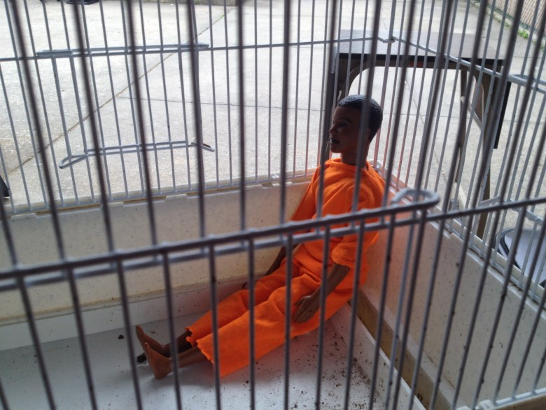 solitary confinement, Behind These Prison Walls, Lorenzo Steele, prison, black males, incarceration