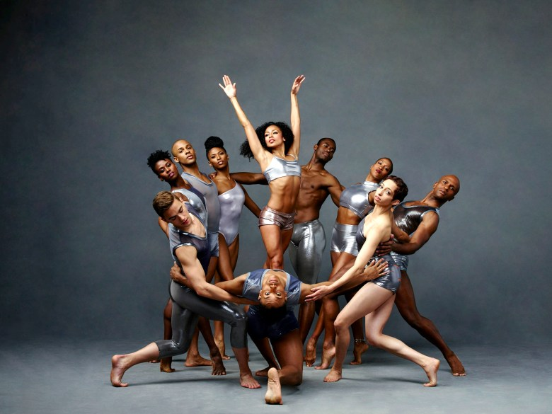 Alvin Ailey American Dance Theater. Photo by Andrew Eccles