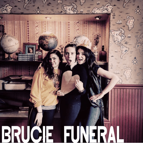 This is a funeral to smile at