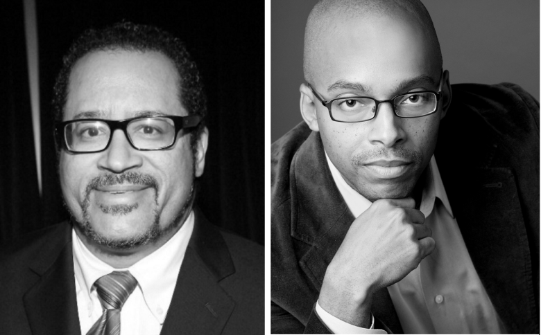 Dr. Michael Eric Dyson and Dr. Khalil Gibran Muhammad
