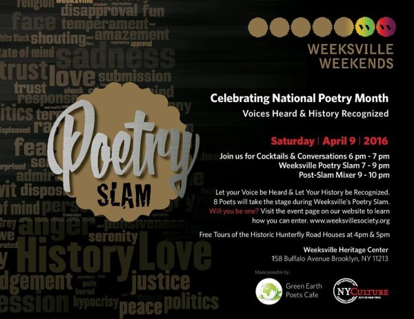 Poetry Can Be Quite Powerful!