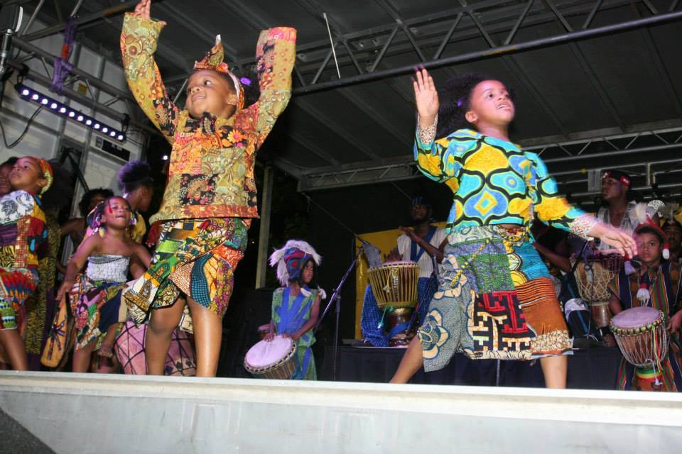 International African Arts Festival, Commodore Barry Park