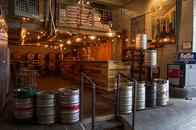 Kelso Beer, clinton hill, brooklyn business