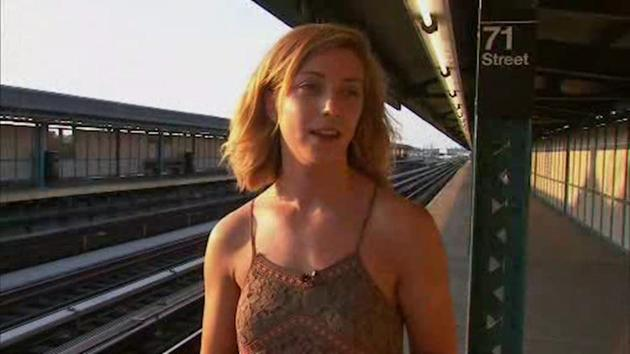 Pregnant woman pulled to safety after fall onto subway tracks in Brooklyn