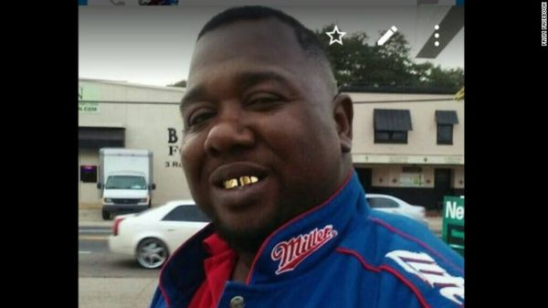 Happy Moment For Alton Sterling