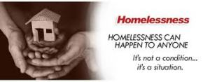 Homelessness Can Happen To Annyone