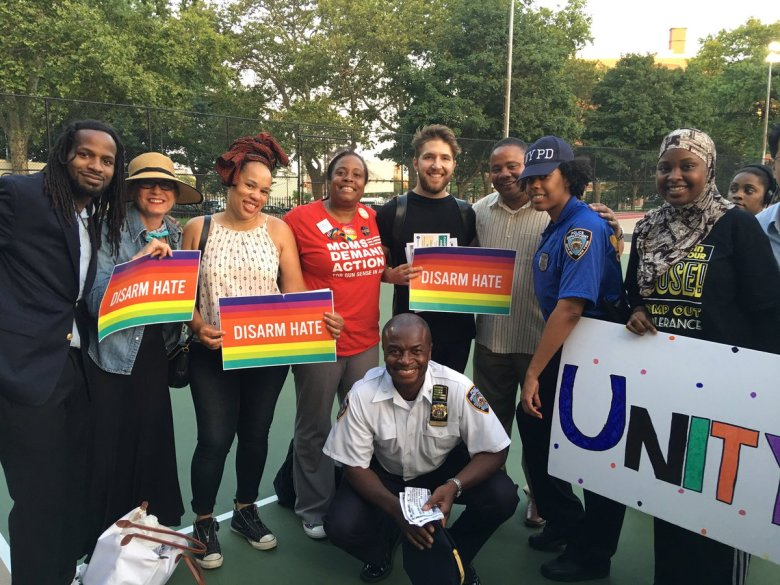 Crown Heights, National Night out, National Night Out Against Crime