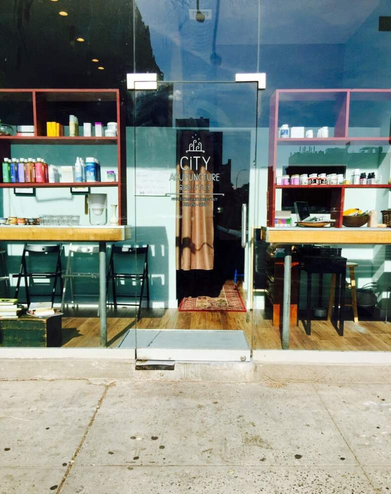 City Acupuncture, located at 1069 Bedford Avenue, between Greene and Lexington avenues in Bed-Stuy