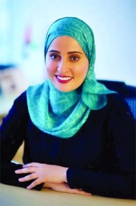 """H.E. Ohood Al Roumi, """"Minister of Happiness"""""""
