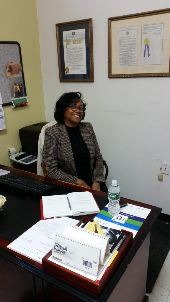 Ms. Chinita Pointer, Executive Director of the Noel Pointer Foundation