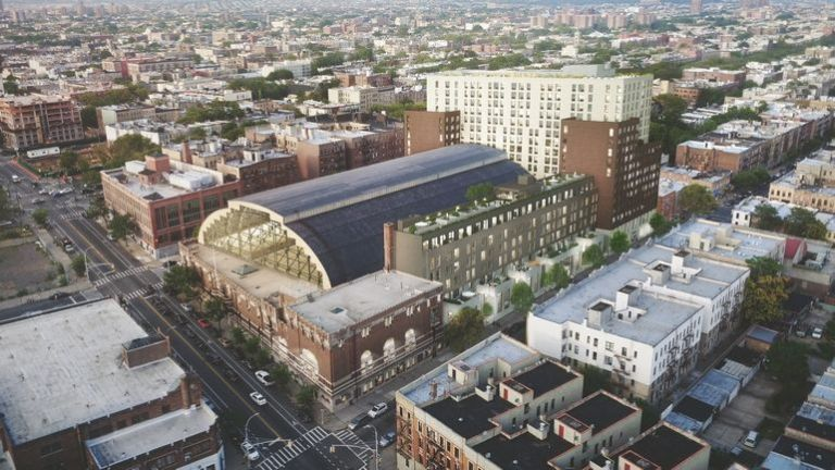 Legal Aid Society, Bedford-Union Armory, BK Reader, BFC Partners, gentrification, redevelopment, Crown Heights Armory, affordable housing, NYC housing crisis, tenant displacement,