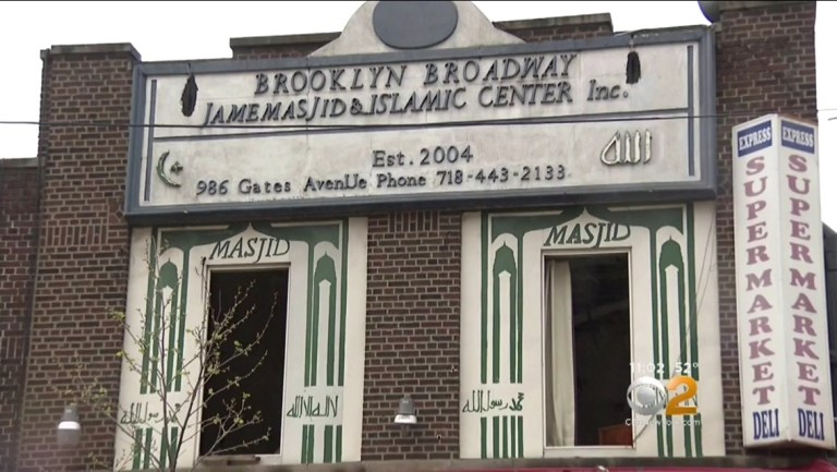 mosque, Islam, NYPD, NYFD, Brooklyn Broadway Jame Masjid 7 and Islamic Center, New York's Council of American Islamic Relations, bedford Stuyvesant, bed stuy, Brooklyn mosque, bedford Stuyvesant mosque, Brooklyn Broadway Islamic Center, New York University's Islamic Center