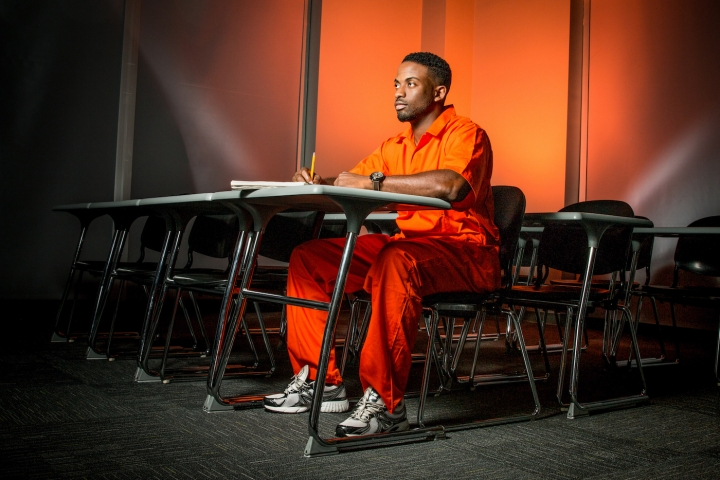 The Jumpsuit Project, Sherril Roland, incarceration, social justice, criminal justice, prison, jail, formerly incarcerated, Brooklyn Public Library