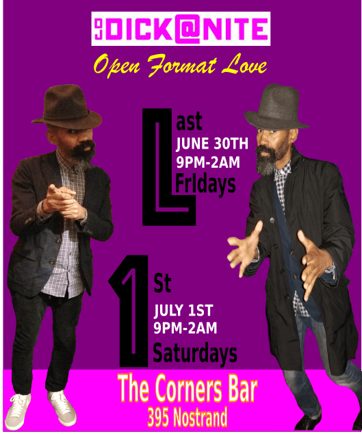4th of July, The Corners Bar, Denroy Morgan, IAAF, International African Arts Festival, Summer Stage, Betsy Head Park, NYC Summer Stage, House of Yes, BKLYN Commons, DJ Premier, Ginuwine, DJ Dick at Nite,