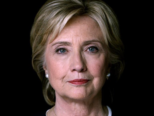 Hillary Clinton, BK Reader, What Happened, Hillary Clinton book, Greenlight Bookstore, book signing, presidential election 2016, Donald Trump,